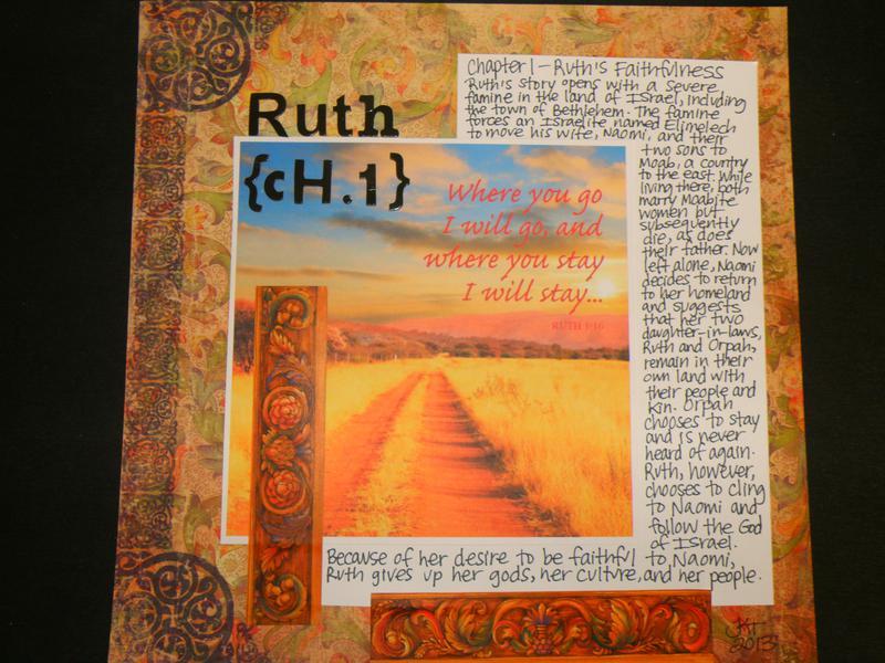 {Ruth Ch. 1}