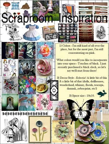 Scraproom Inspiration
