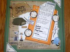 S'more Drops Recipe Card