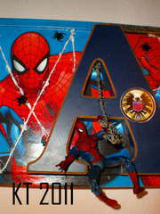{Spiderman - details}