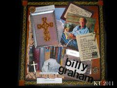 {Thank You Mr. Billy Graham}