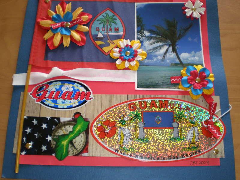 Guam U.S.A. Where America's Day Begins
