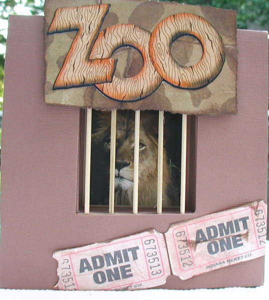 Zoo Book Cover