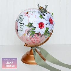 Santa Tracker Globe