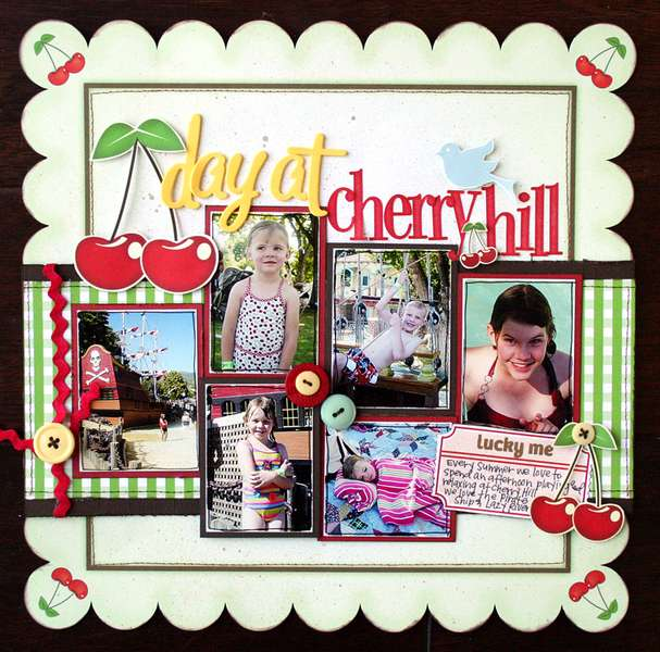 Day at Cherry Hill *Nikki Sivils*
