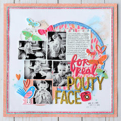Pouty Face