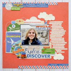 Explore Discover