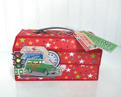 Tool Box Treat Box