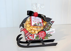 Carta Bella Christmas Delivery Sleigh
