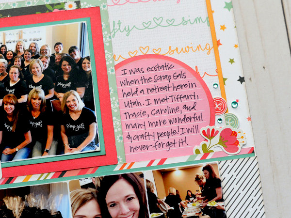 Echo Park Paper I Heart Crafting - Go and Be Crafty