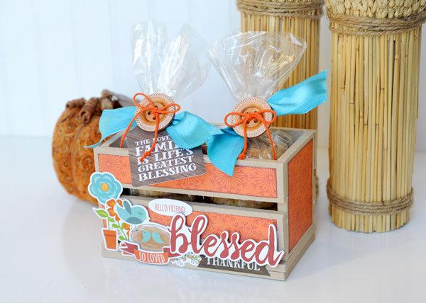 Echo Park Paper Cookie Crate