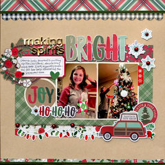 Simple Stories Merry & Bright