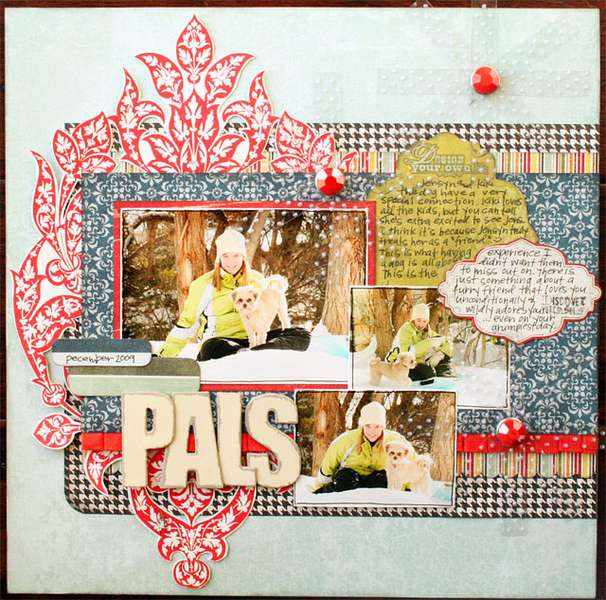 Pals *Pink Paislee*