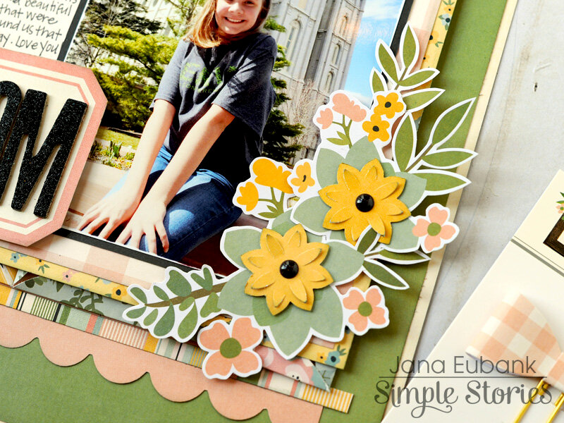 Simple Stories Spring Farmhouse - BLOOM