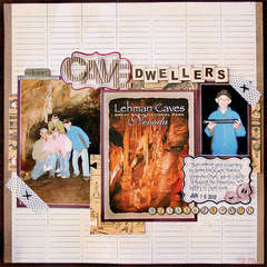 Cave Dwellers *NEW Noel Mignon Office Party Kit*