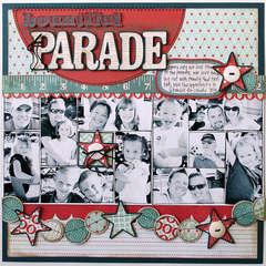 Bountiful Parade *My Mind's Eye*