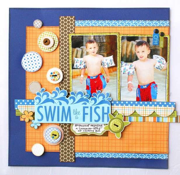 Swim Like A Fisth *Bella Blvd*