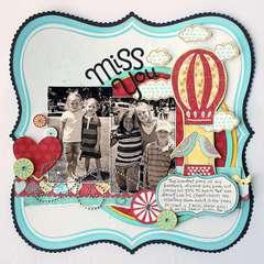 Miss You *Zva Creative*