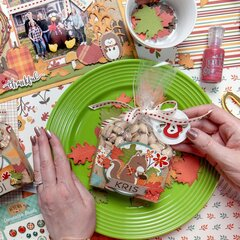 Thanksgiving Treat Pocket Placecards