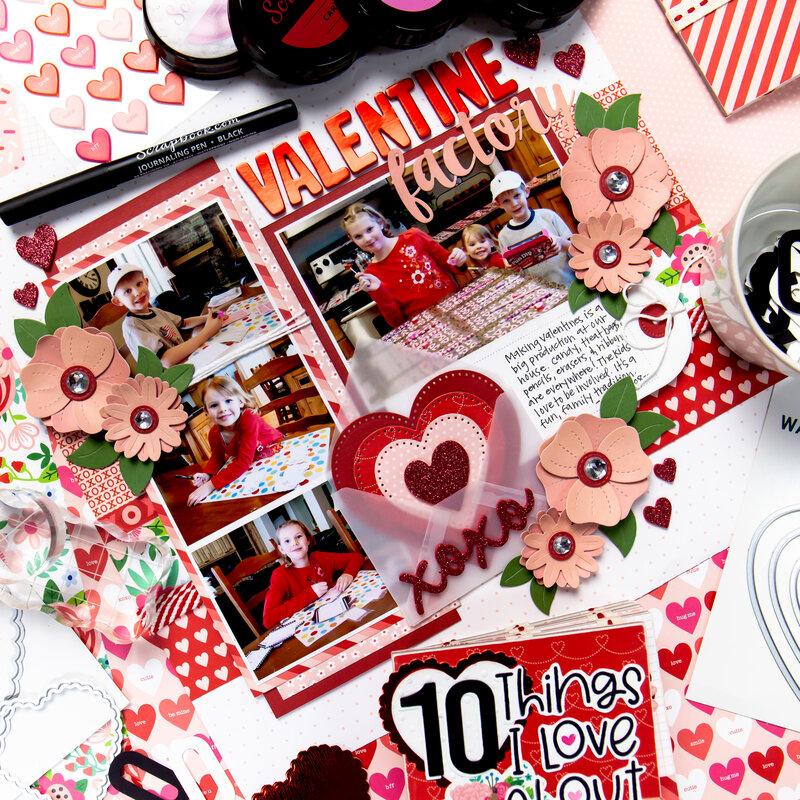 Valentine Factory