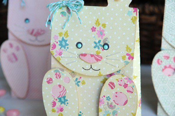 Bunny Treat Bags *My Mind's Eye*