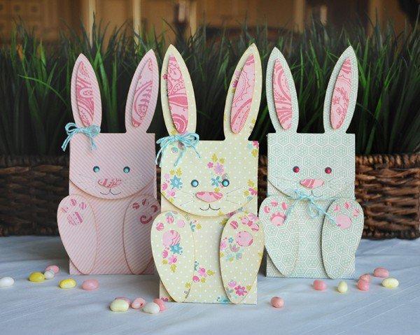 Bunny Treat Bags *My Mind's Eye*