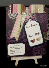 Scripture Journal - A Gift from God