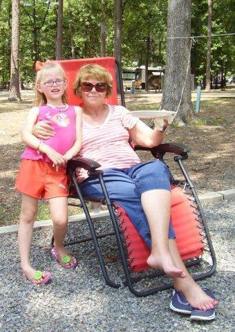 July Photo Fun - Mini # 2 L-Lily & Me