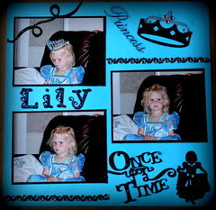 Lily - Once upon a Time