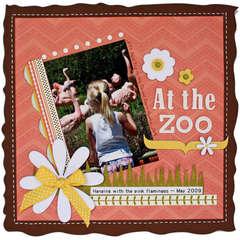 At the Zoo *Pebbles Inc.*