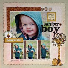 Camper Boy *Nikki Sivils*