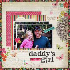 Daddy's Little Girl *Simple Stories*