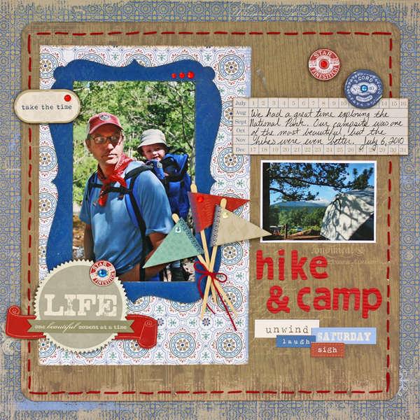 Hike & Camp *LYB Saturdays*