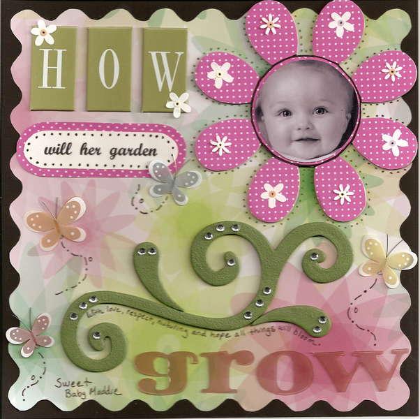 How Will Her Garden Grow