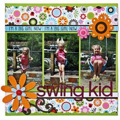 Swing Kid **Pebbles Inc.**