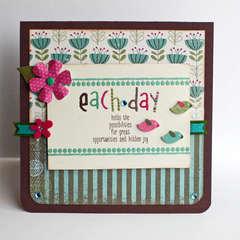 Each Day Card *LYB Paradise*