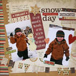 Snow Day *Simple Stories*