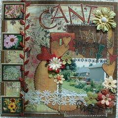 "CAN""T Wait......................flowers!"