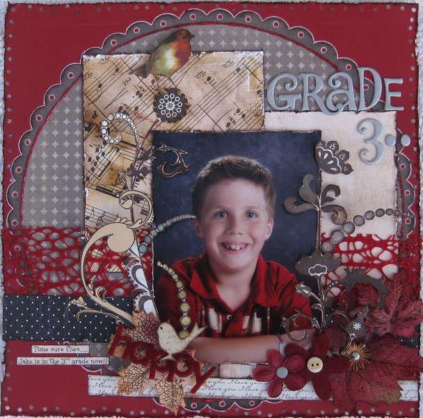 Grade 3....