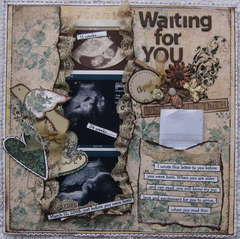 Waiting for YOU.....