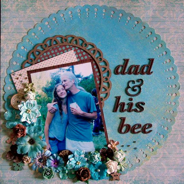 Dad and his Bee