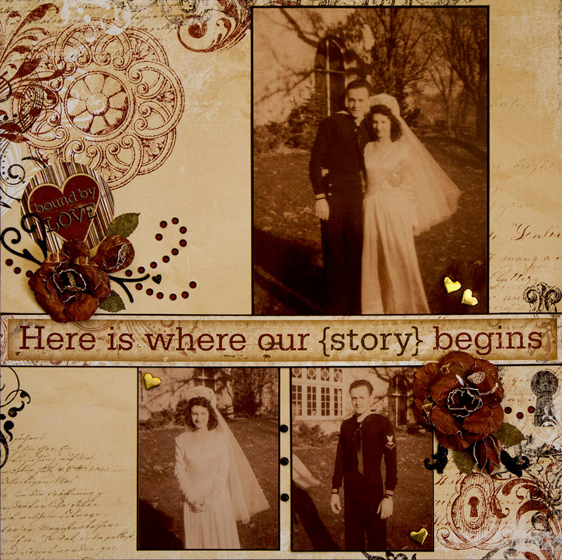 Here is where our {story} begins