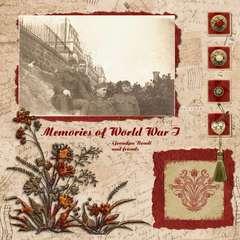 Memories from World War I