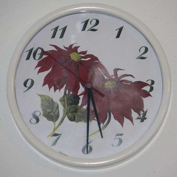 Christmas Clock 2