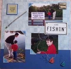 Gone Fishin' right