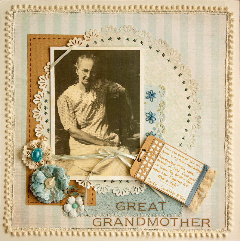 Great Grandmother