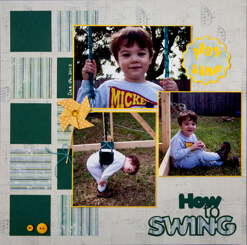 How to Swing