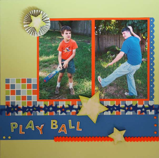 Play Ball - right side