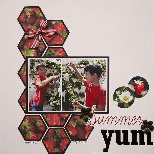Summer yum