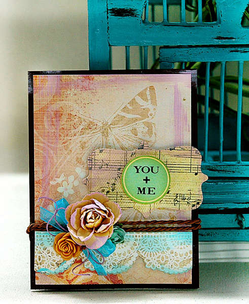 "Scrap That! April ""Serendipity"" Kit"